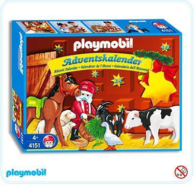 """http://media.playmobil.com/i/playmobil/4151-A_product_detail/Adventskalender """"Weihnachtsfest der Tiere"""""""