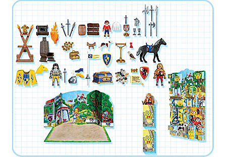 "http://media.playmobil.com/i/playmobil/4153-A_product_box_back/Adventskalender ""Königliches Ritterturnier"""