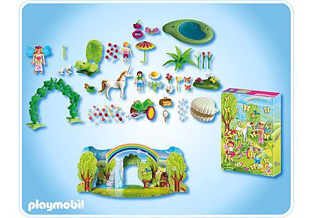 http://media.playmobil.com/i/playmobil/4158-A_product_box_back/Calendrier de l'Avent  Licorne au pays des Fées