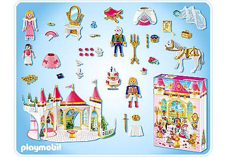 4165-A Adventskalender Prinzessinnen-Hochzeit detail image 2