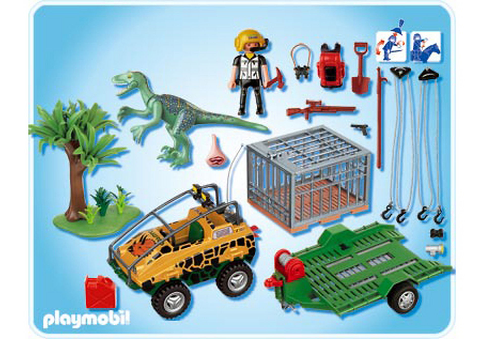 http://media.playmobil.com/i/playmobil/4175-A_product_box_back/Amphibienfahrzeug mit Deinonychus