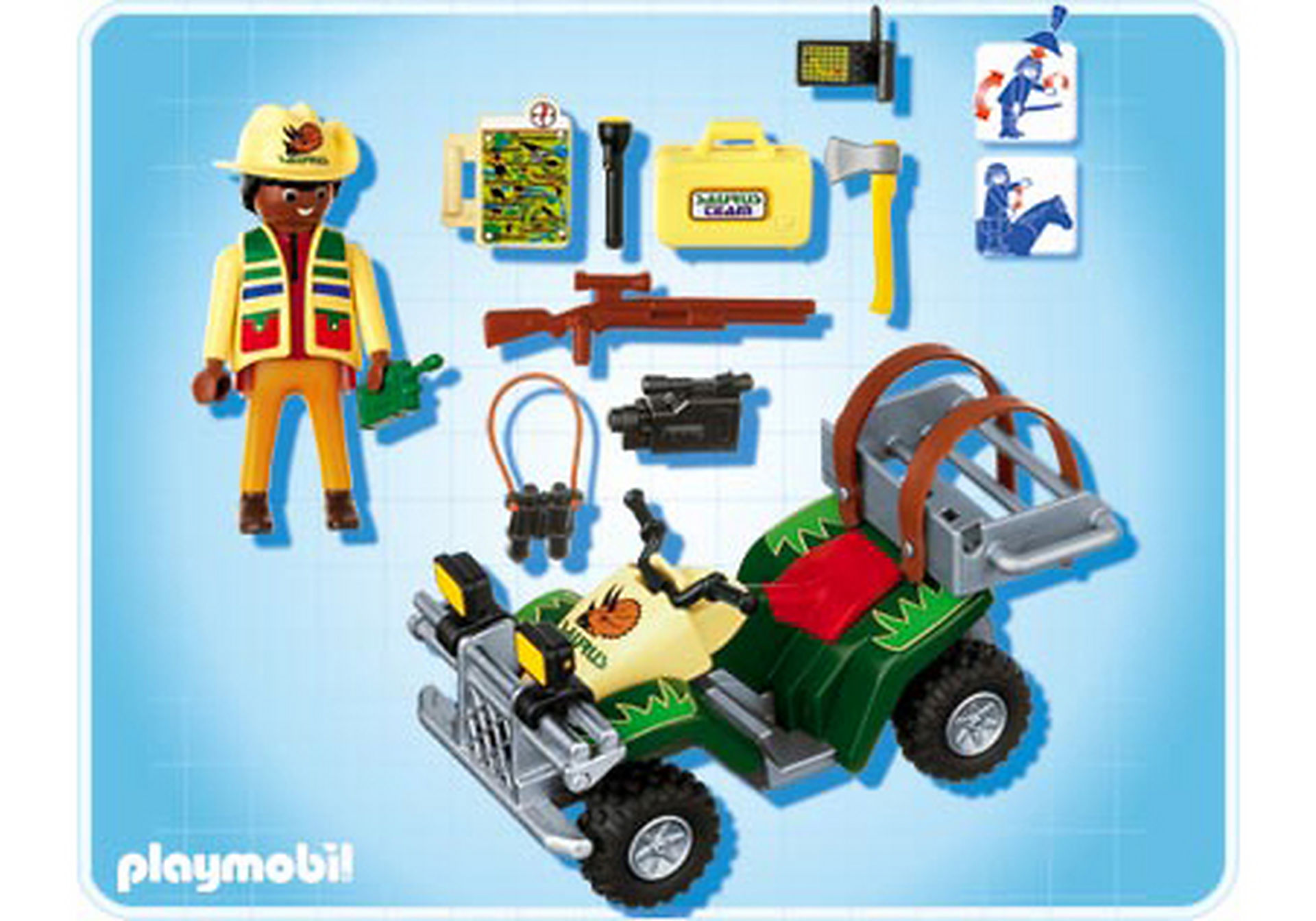 http://media.playmobil.com/i/playmobil/4176-A_product_box_back/Quad d'expédition