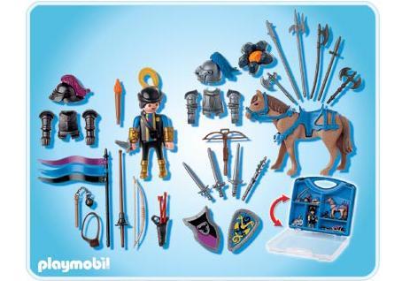 http://media.playmobil.com/i/playmobil/4177-A_product_box_back/Valisette chevalier / accessoires