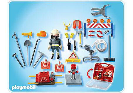4180-A Valisette pompier / accessoires detail image 2