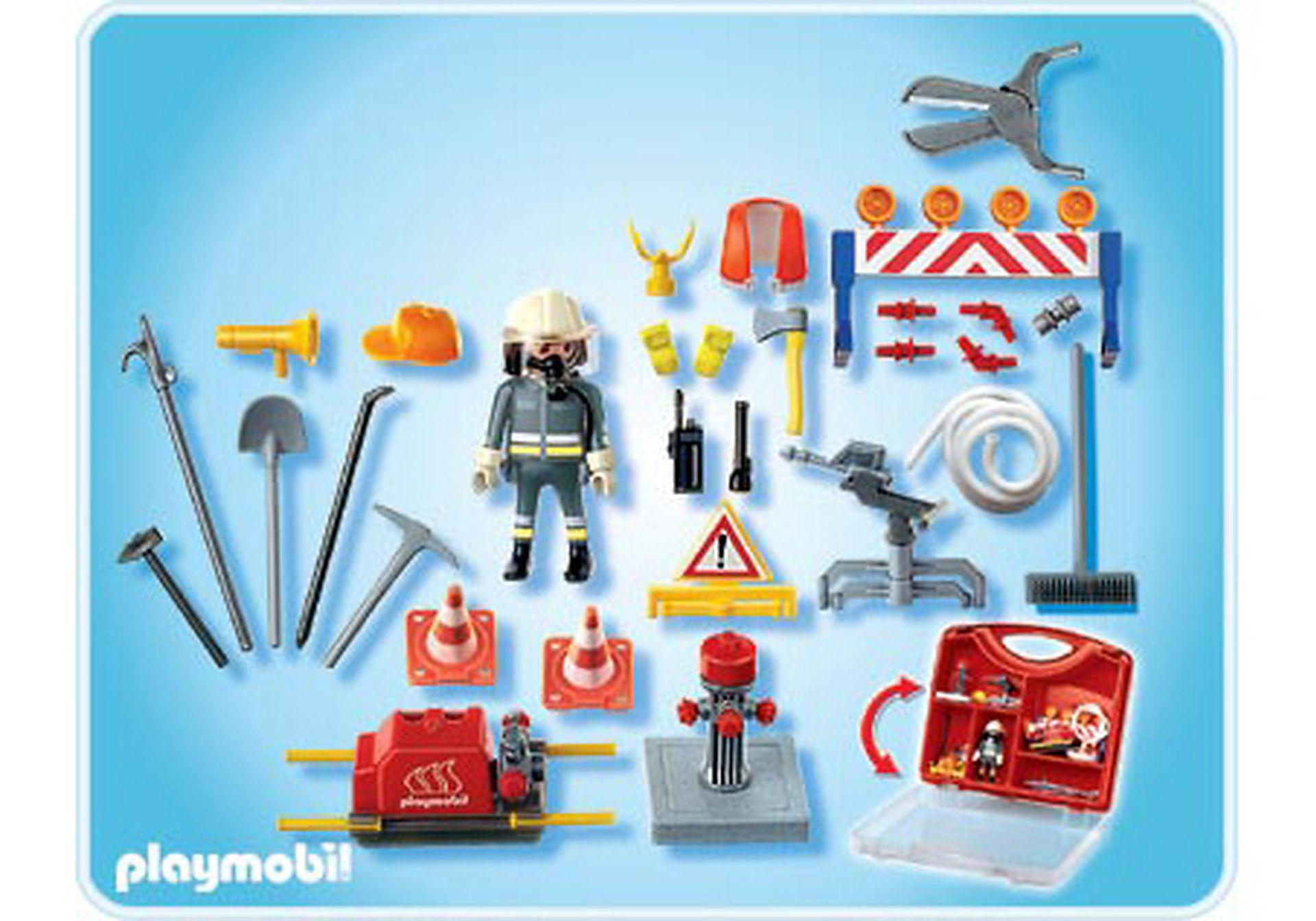 4180-A Valisette pompier / accessoires zoom image2
