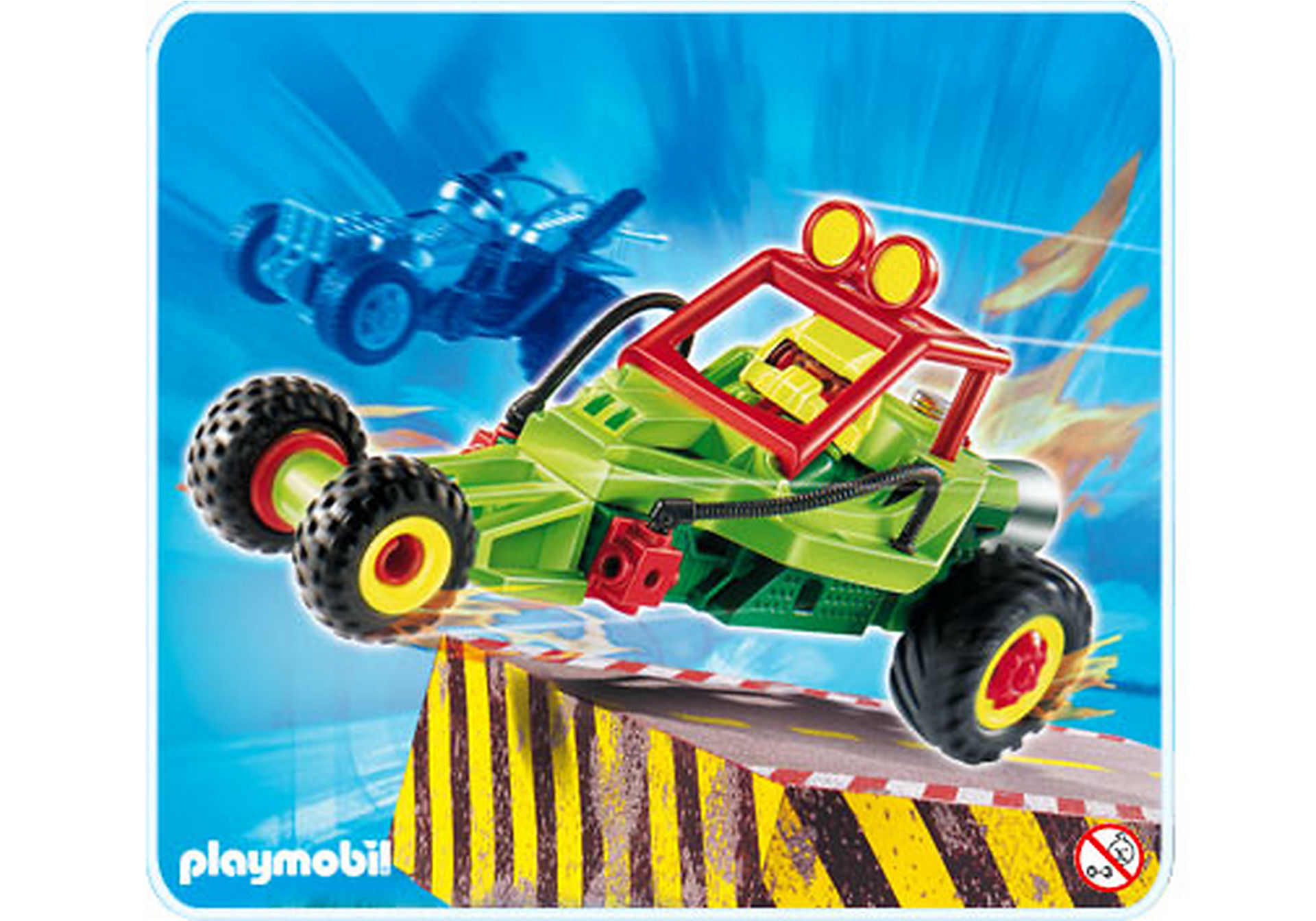 4183-A Grüner Miniflitzer zoom image1