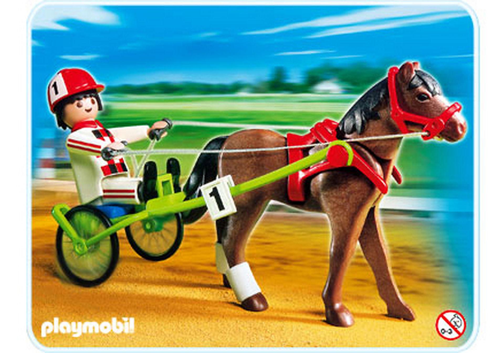 http://media.playmobil.com/i/playmobil/4192-A_product_detail/Trabrennpferd mit Sulky