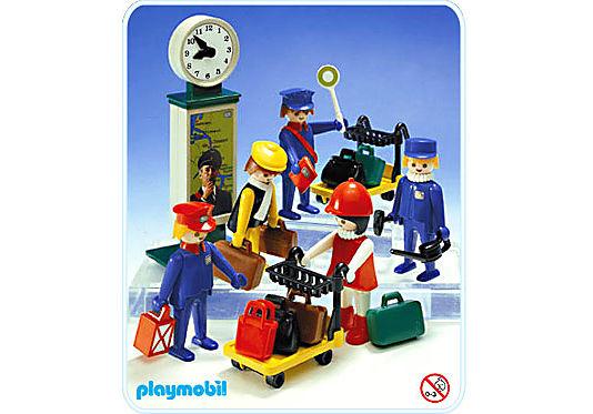 4200-A Boîte personnel chemin de fer detail image 1