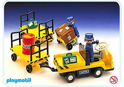 4201-A Gepäckabfertigung detail image 1