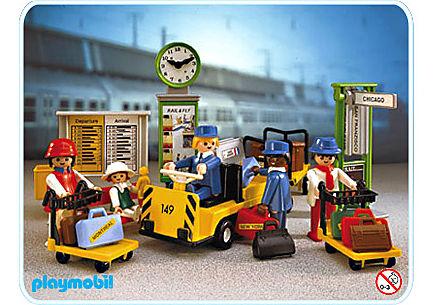 4202-A Quai de gare detail image 1