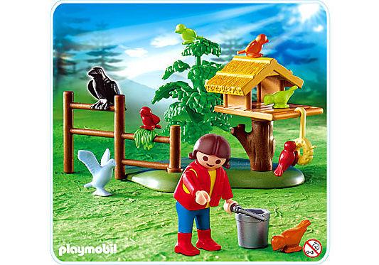4203-A Vogelfütterung detail image 1