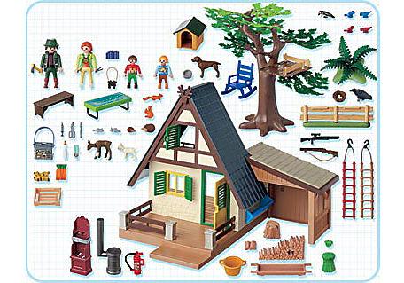 4207-A Forsthaus mit Tierpflegestation detail image 2