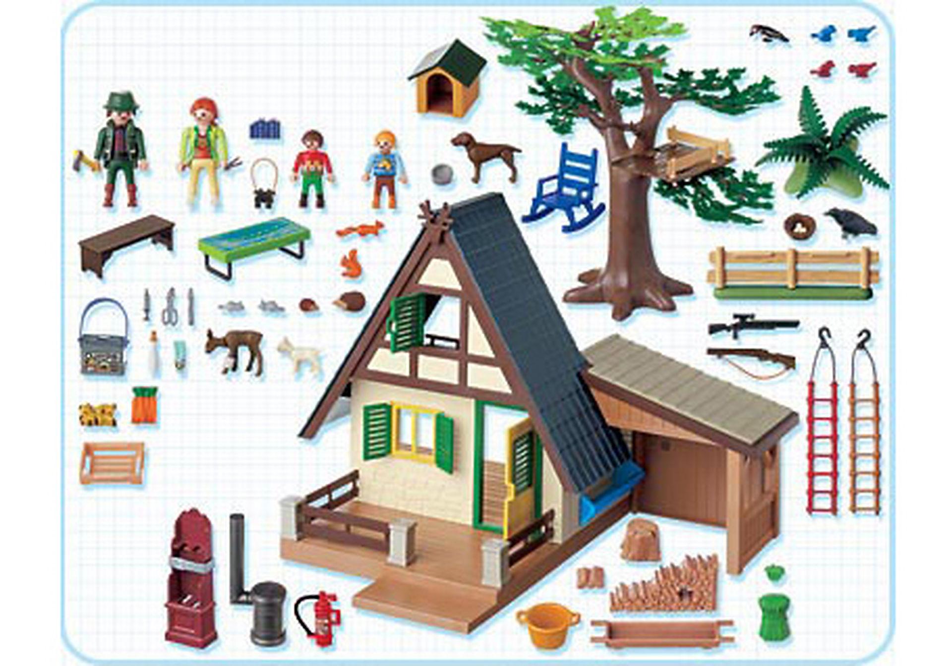 4207-A Forsthaus mit Tierpflegestation zoom image2