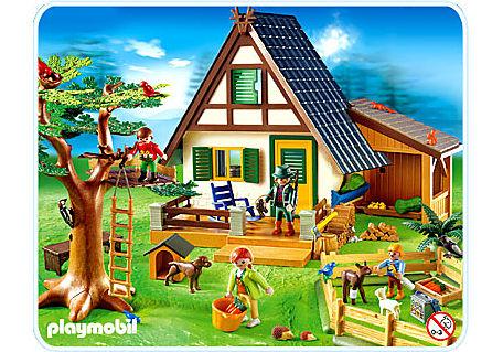 4207-A Forsthaus mit Tierpflegestation detail image 1