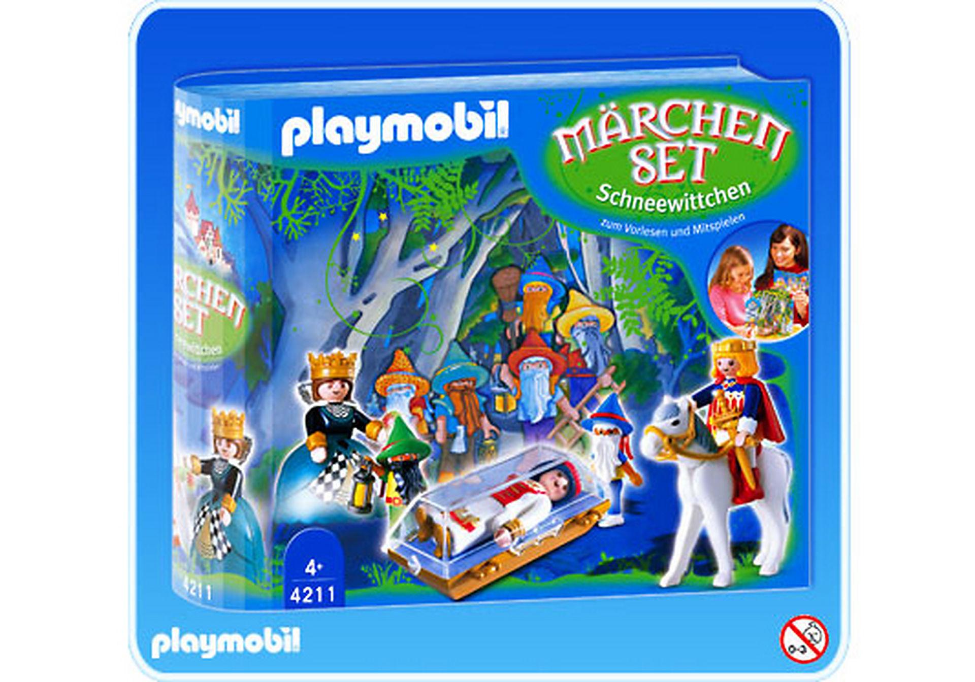 4211-A MärchenSet - Schneewittchen zoom image1