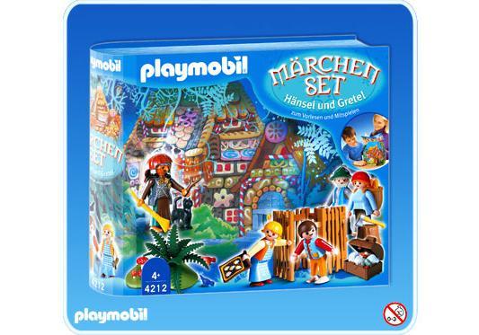 """http://media.playmobil.com/i/playmobil/4212-A_product_detail/Coffret """"Le conte des enfants dans la forêt"""""""
