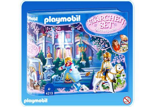 """http://media.playmobil.com/i/playmobil/4213-A_product_detail/Coffret """"Le conte de la Princesse au soulier"""""""