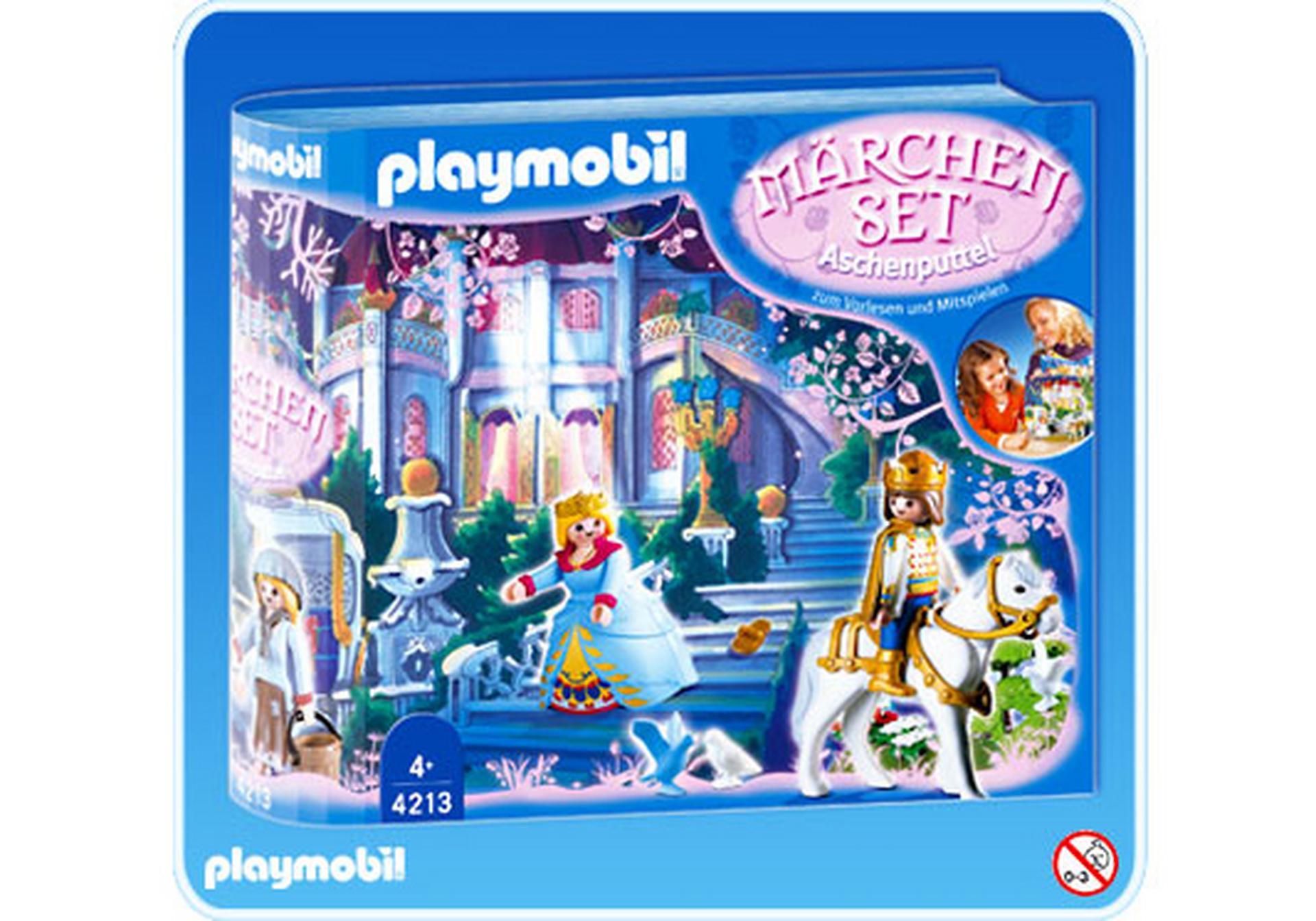MärchenSet - Aschenputtel - 4213-A - PLAYMOBIL® Österreich