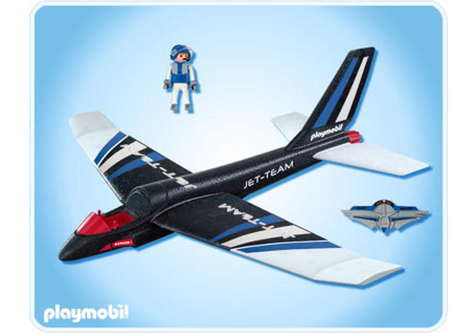 4215-A Planeur Jet Team zoom image2