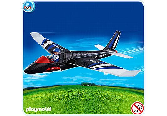 4215-A Planeur Jet Team detail image 1