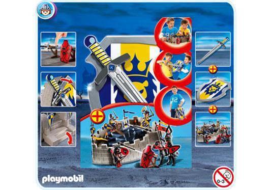 http://media.playmobil.com/i/playmobil/4217-A_product_detail/Fort des chevaliers transportable avec épée et bouclier