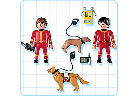 4227-A Rettungshundestaffel detail image 2