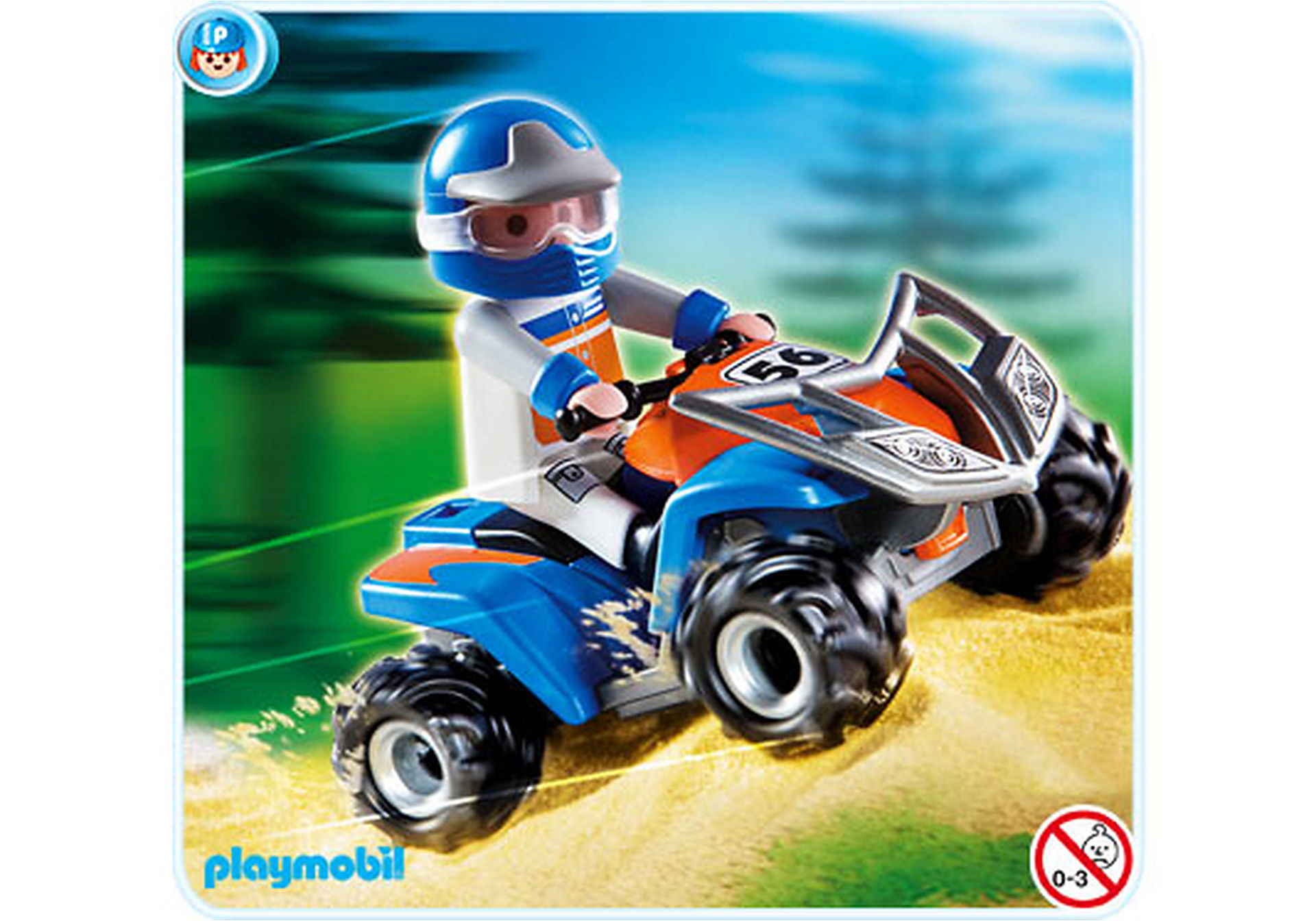 4229-A Racing Quad zoom image1