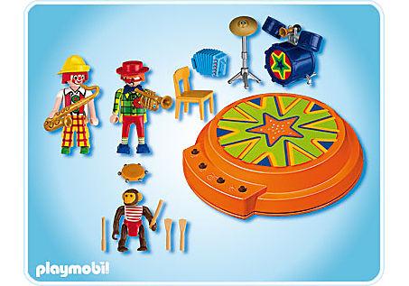 4231-A Zirkuskapelle mit 4-fach-Soundmodul detail image 2