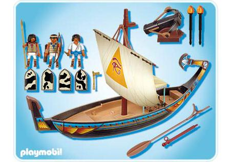 Barque gyptienne 4241 a playmobil france - Playmobil egyptien ...