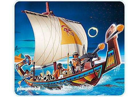 4241-A Nilschiff des Pharao detail image 1