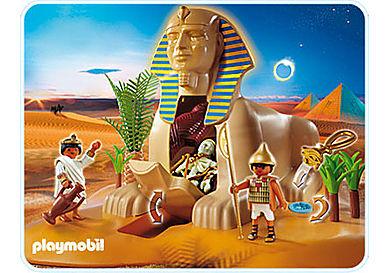4242-A_product_detail/Sphinx avec momie