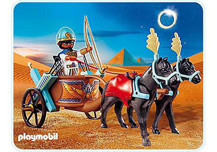 4244-A Ägyptischer Streitwagen detail image 1
