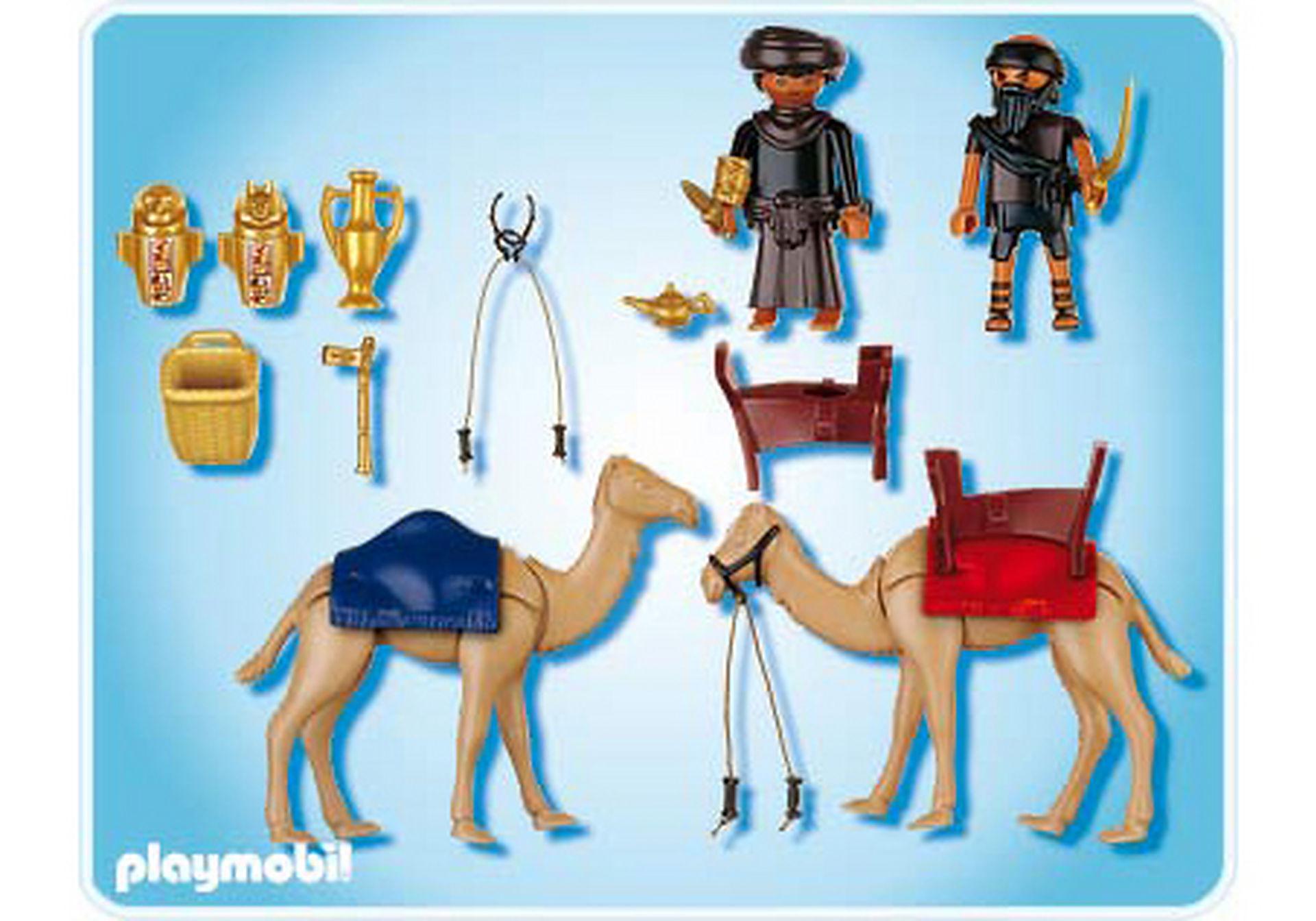 4247-A Grabräuber mit Kamelen zoom image2