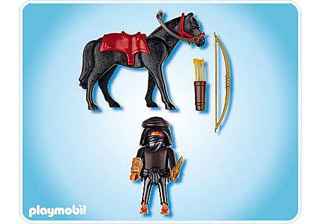 4248-A Grabräuber mit Pferd detail image 2