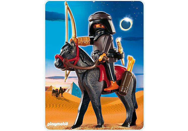 4248-A Grabräuber mit Pferd detail image 1