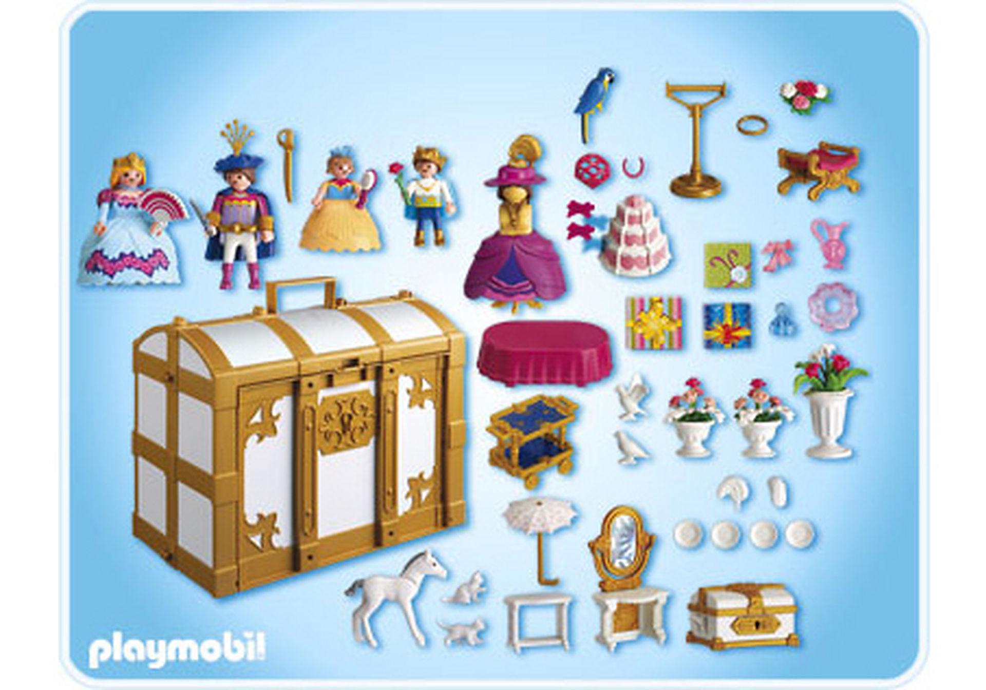 4249-A Mein Prinzessinenkoffer zum Mitnehmen zoom image2