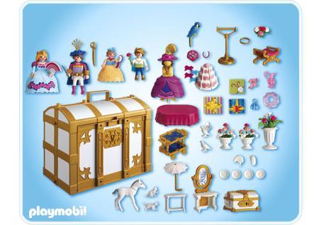Formidable Playmobil Coffre Princesse #10: ASSEMBLAGE CONSTRUCTION ...
