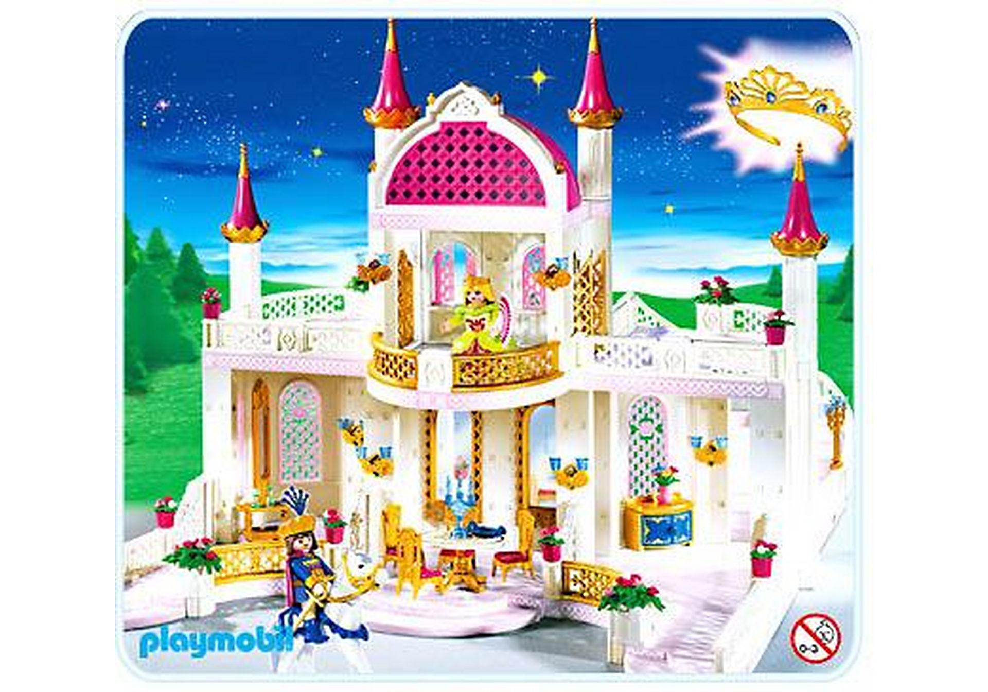 4250-A Märchenschloss mit Prinzessinnenkrone zoom image1