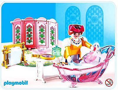 Königliches Badezimmer - 4252-A - PLAYMOBIL® Deutschland