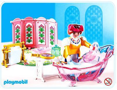 Königliches Badezimmer   4252 A   Playmobil® Deutschland, Badezimmer