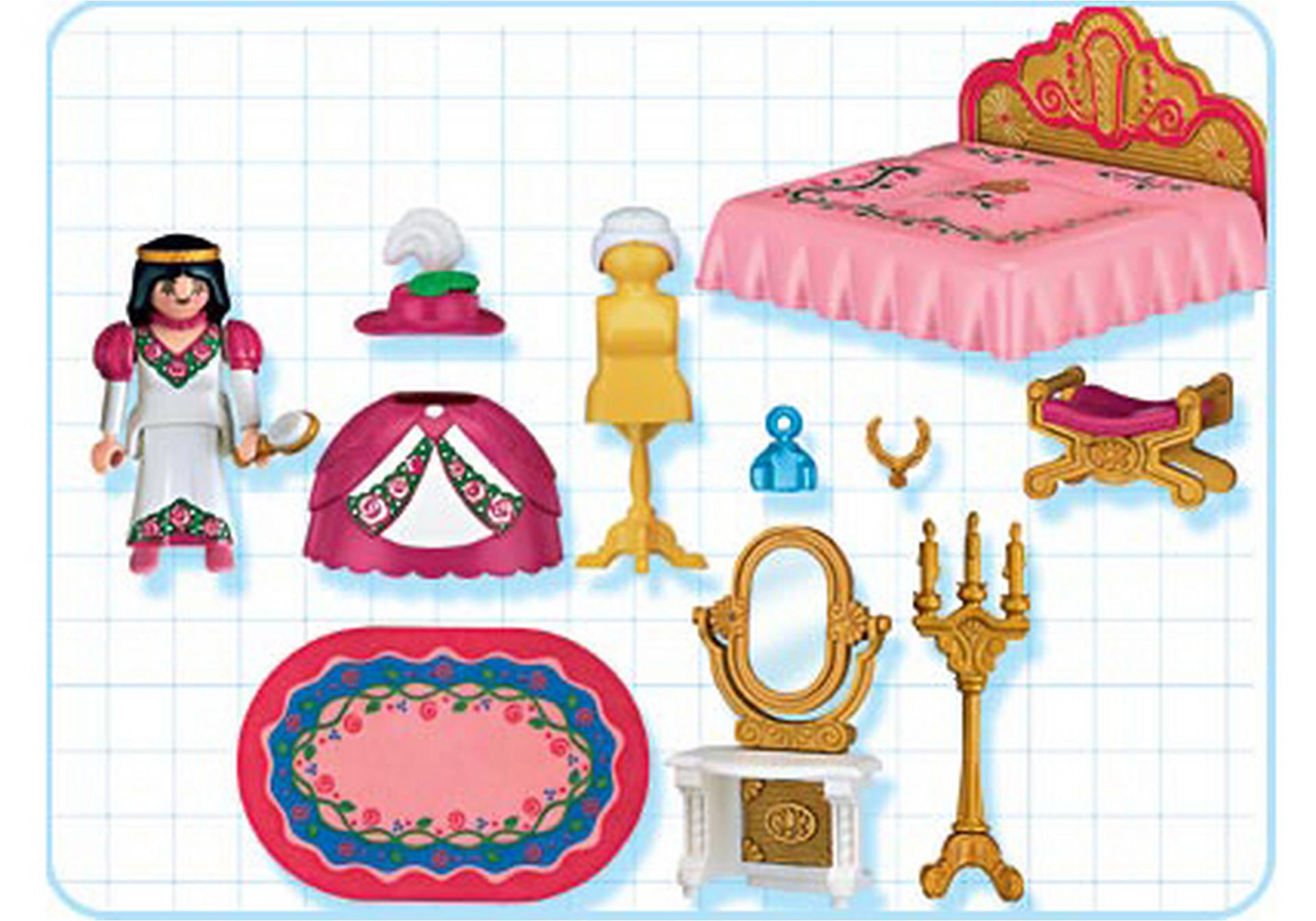 princesse chambre - Playmobil Chambres Princesses