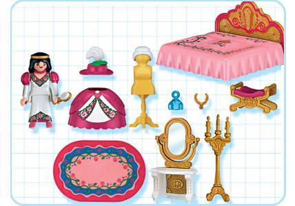 Princesse Chambre 4253 A Playmobil France