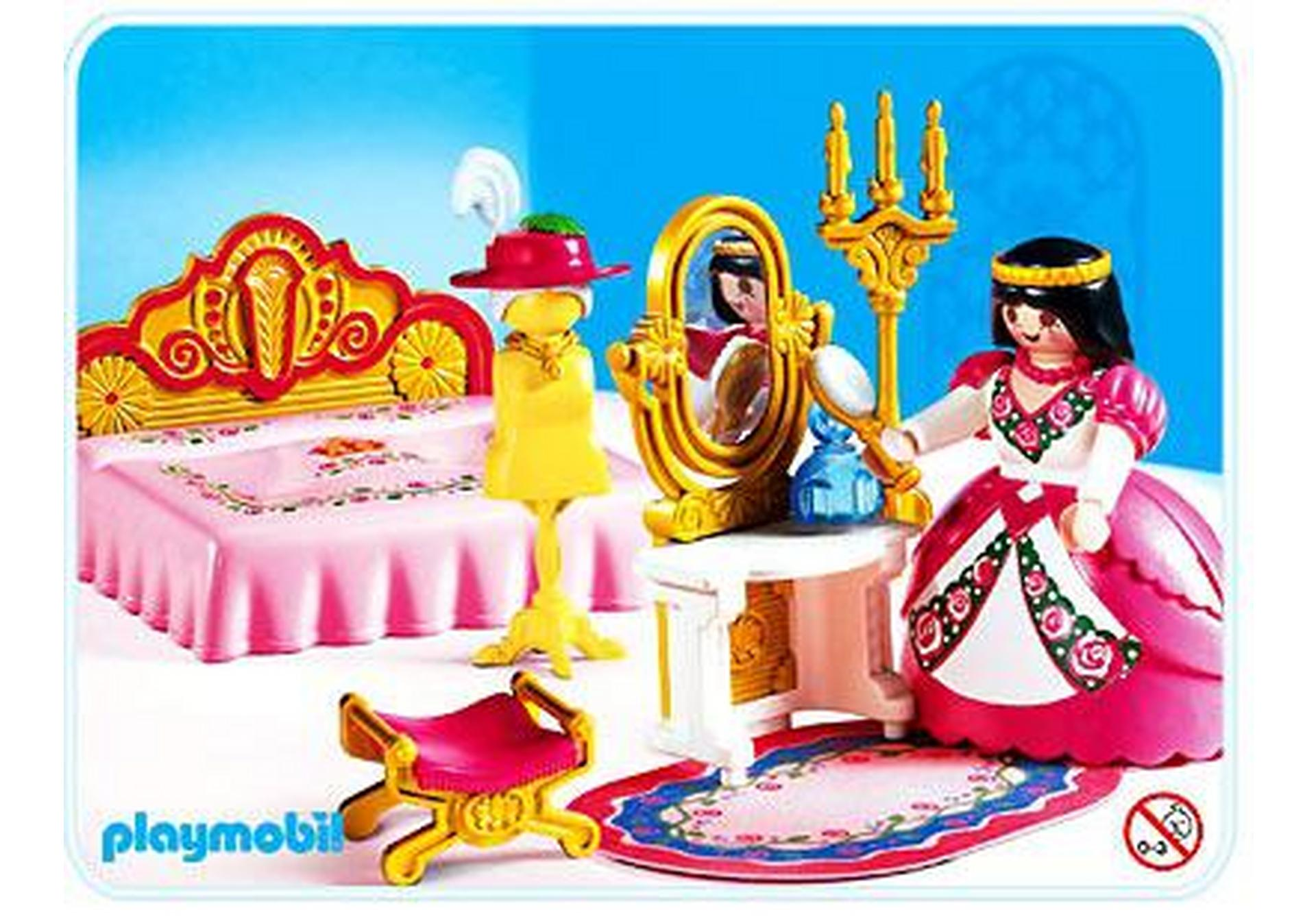 princesse chambre 4253 a playmobil france