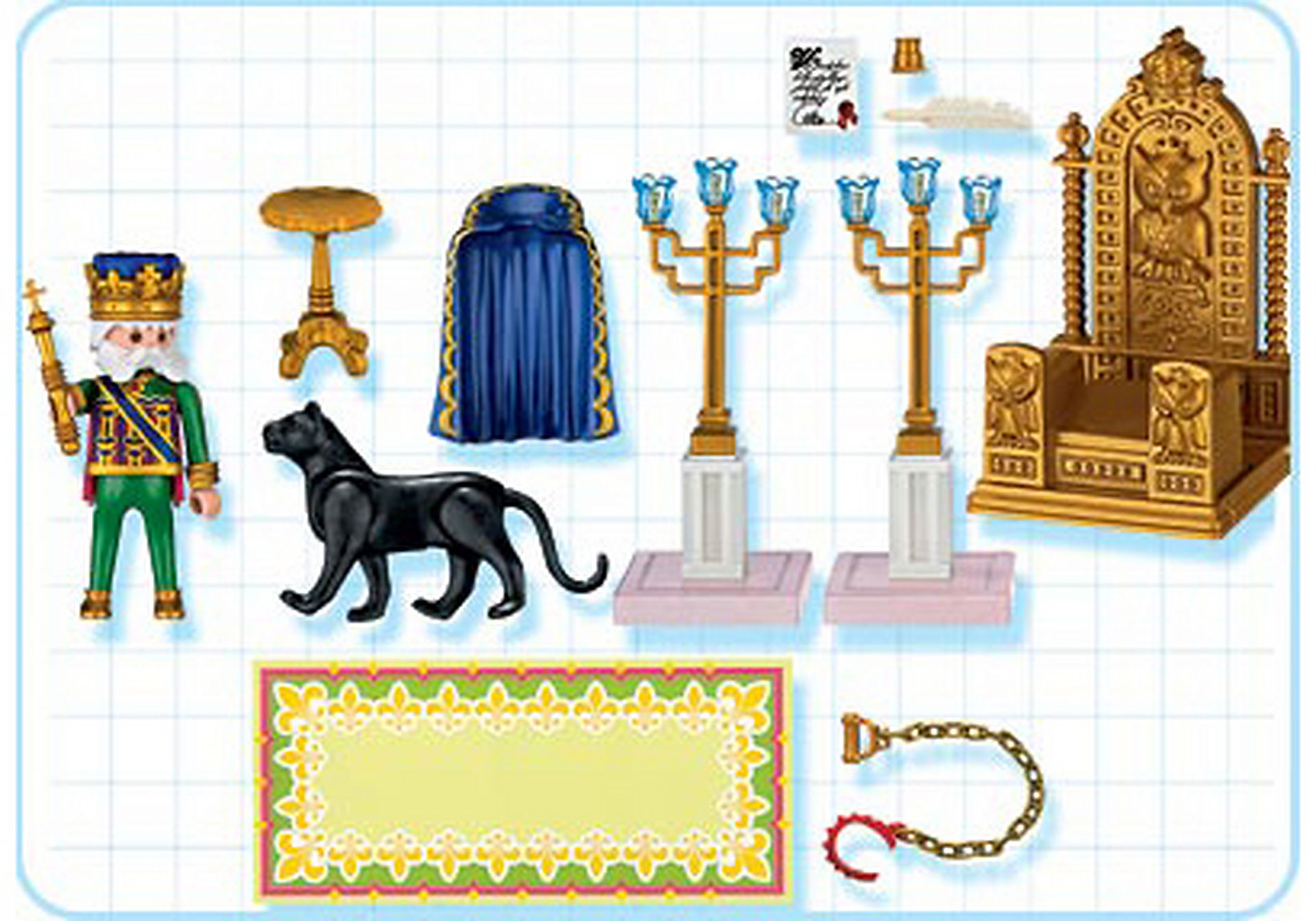 http://media.playmobil.com/i/playmobil/4256-A_product_box_back/Roi / trône