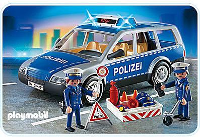 4259-A Polizei-Einsatzwagen detail image 1