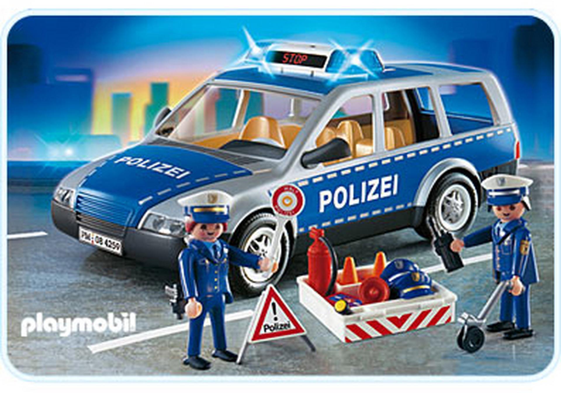 polizeieinsatzwagen  4259a  playmobil® schweiz