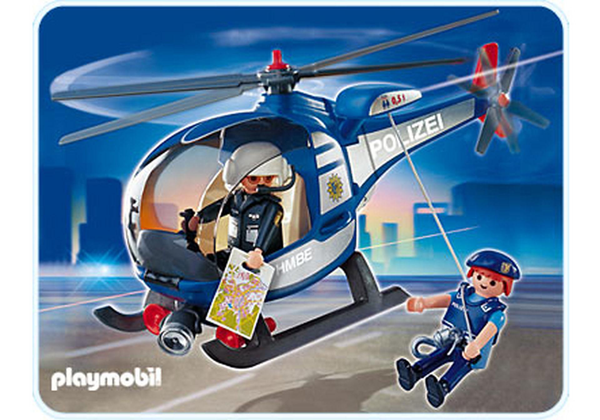 4266-A Polizeihubschrauber zoom image1