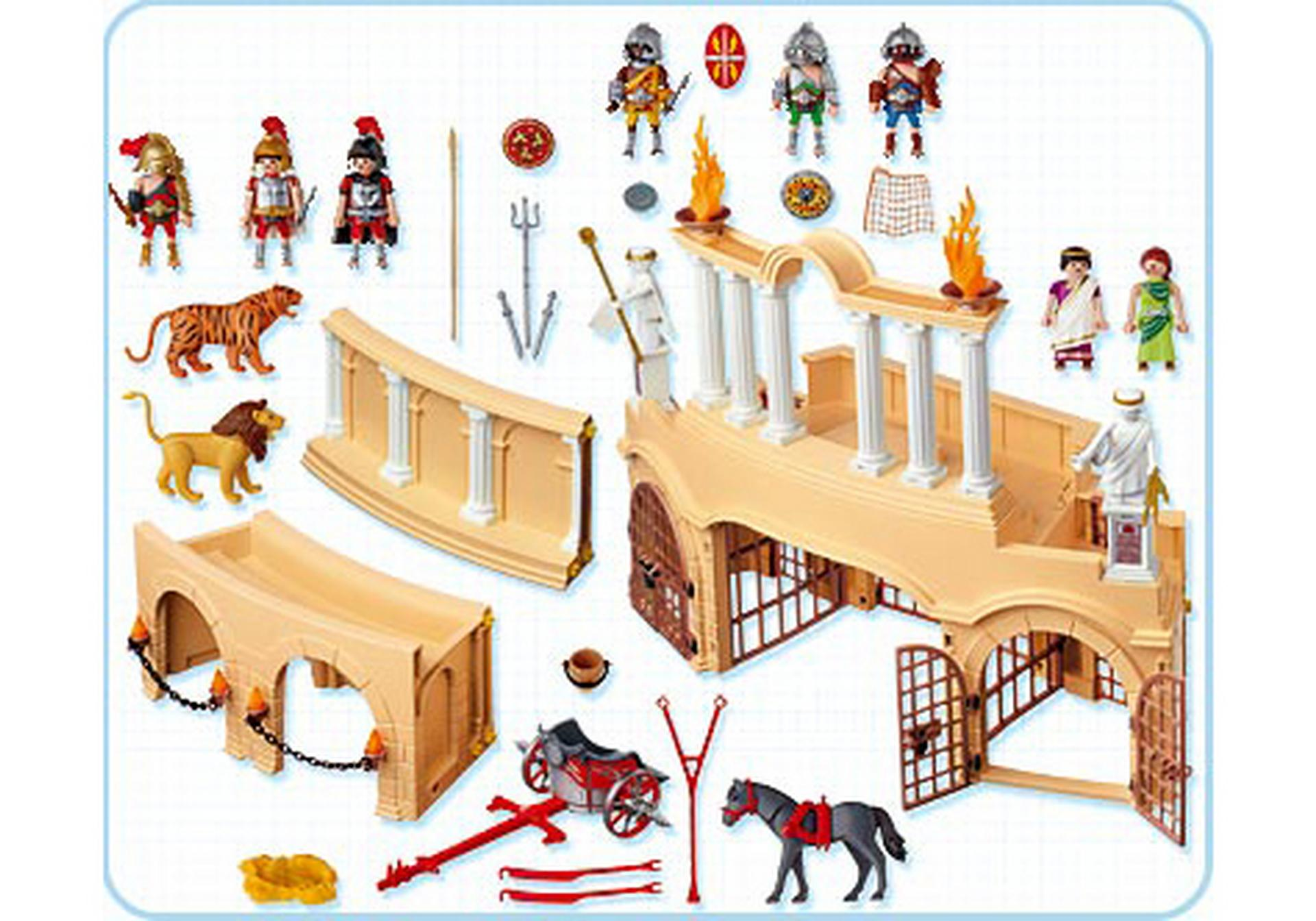 romains ar ne 4270 a playmobil france. Black Bedroom Furniture Sets. Home Design Ideas