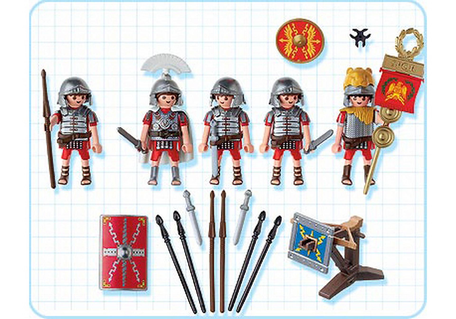 4271-A Centurion / légionnaires romains zoom image2