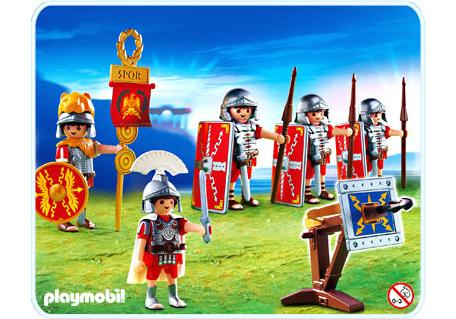 http://media.playmobil.com/i/playmobil/4271-A_product_detail/Centurion / légionnaires romains